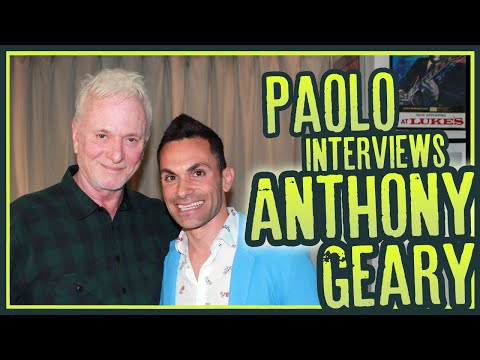 """Anthony Geary opens up about leaving """"General Hospital"""""""