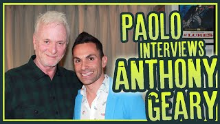 "Anthony Geary opens up about leaving ""General Hospital"""