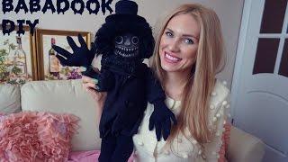 BABADOOK TOY DIY БАБАДУК кукла своими руками