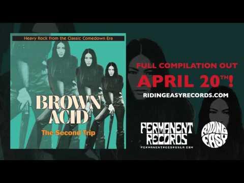 Crossfield - Take It   Brown Acid - The Second Trip   RidingEasy Records