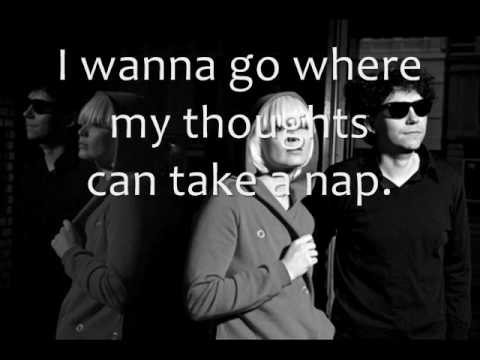 The Raveonettes-Uncertain Times with lyrics