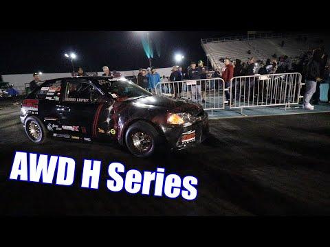 Aaron Lopez AWD Civic At No Prep