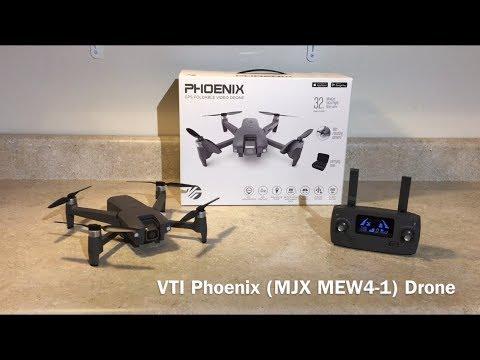 VTI Phoenix Drone Review