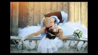 Свадебное слайд-шоу Александра и Екатерины