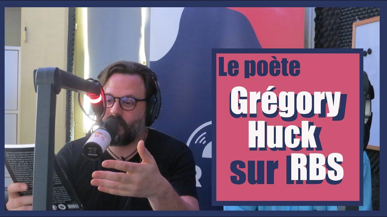 Grégory Huck sur Radio RBS