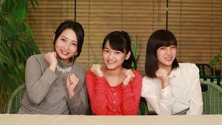 MCは、Berryz工房の須藤茉麻と、新ユニットの野村みな美、小川麗奈! 新...