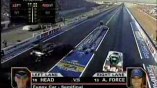 NHRA Drag Racing - Welcome to the Show