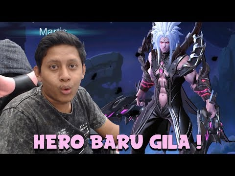 MARTIS HERO FIGHTER BARU SUPER DEWA ! - Mobile Legends Indonesia