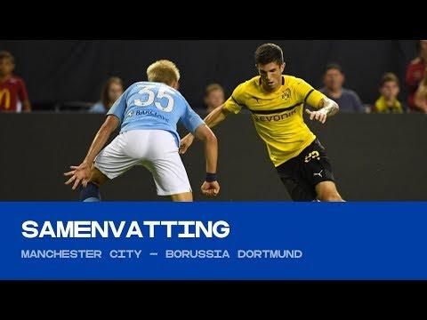 HIGHLIGHTS | Manchester City - Borussia Dortmund
