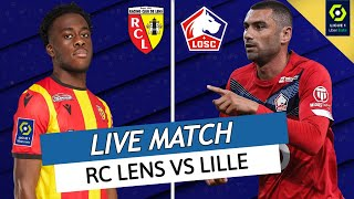 🔴🔵🇩🇿[ DIRECT / LIVE ] RC LENS - LILLE // DERBY A HAUT RISQUE, MALHEUR AU PERDANT // LIGUE 1 // L1
