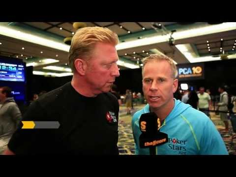 Gerry Dee meets Boris Becker