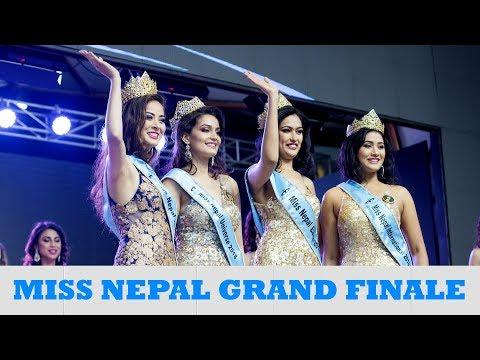 Miss Nepal 2018 Grand Finale