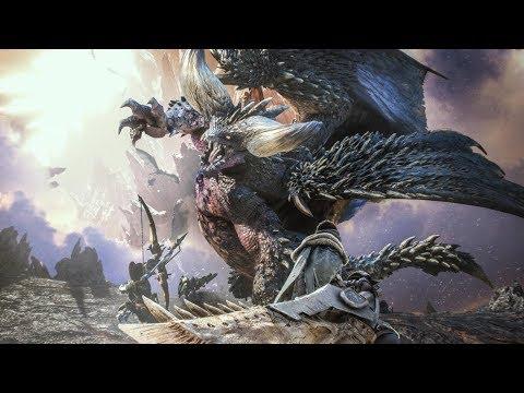 Monster Hunter World Rap ▸ Mega Ran – Monster Hunters feat  Phil Hanson & EyeQ ~ GameChops Spotlight thumbnail