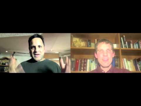 Catholic Snacks Interview with Damian Goddard