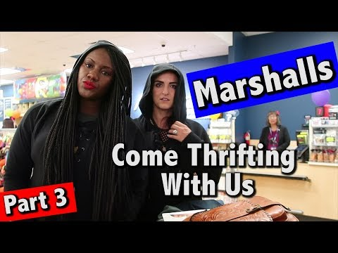 Broadacres Swap Meet in Las Vegas & Marshalls Part 3| Come Thrifting With Us|#ThriftersAnonymous