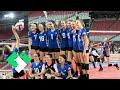 Huge Volleyball Tournament inside Cardinals Stadium! Club Volleyball Vlog | Clintus.tv