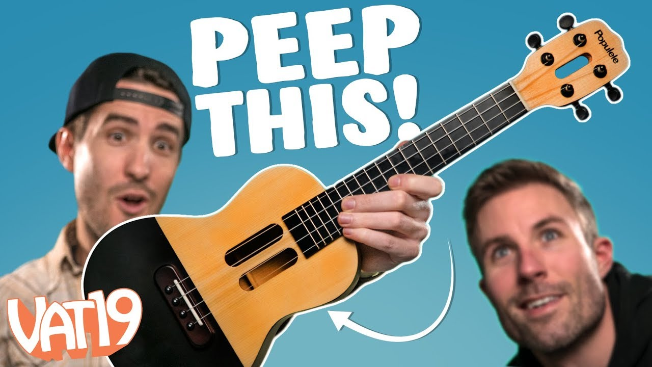 Peep This: Populele Smart Ukulele | Ep. #30