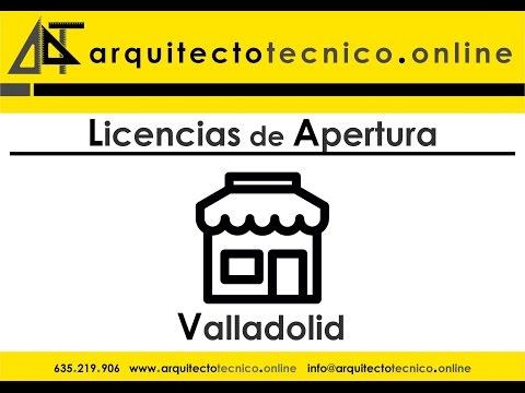 Licencias de Apertura Valladolid