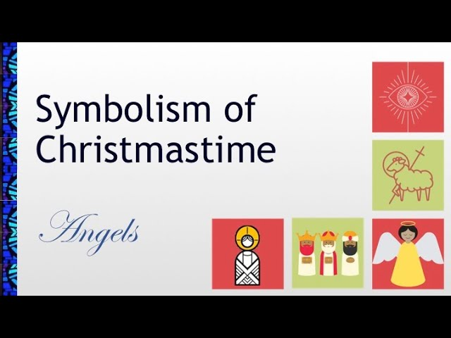 December 13, 2020 Service: Symbolism of Christmastime: Angels (Replay)