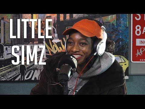 Little Simz Talks Racism in the UK + Acapella Freestyle
