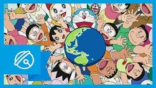 Doraemon - Careta de Entrada Nueva