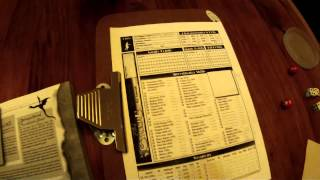 Call of Cthulhu RPG - Character Generation Part 2