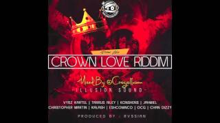 Download Crown Love Riddim Mix | Dancehall 2016 | Head Concussion Records MP3 song and Music Video