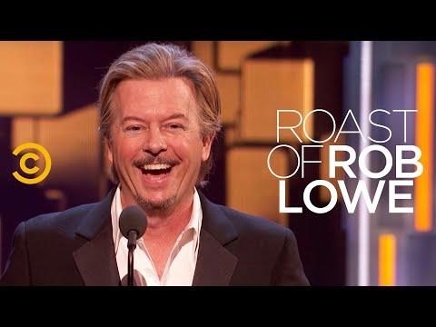 Roast of Rob Lowe  - David Spade - Rob Lowe's Memoir - Uncensored