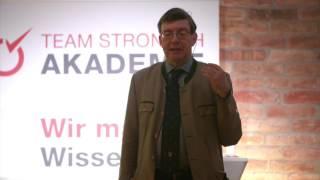 Der Ausbruch des Ersten Weltkrieges -  Vortrag von Lothar Höbelt