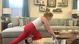 1 min: Spider-man push-ups, leg lifts, mountain climbers, plank jacks
