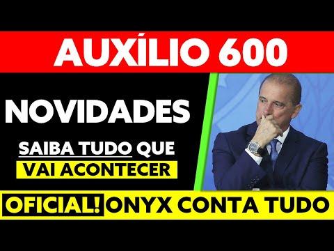 600 AUXÍLIO EMERGENCIAL: TUDO QUE VAI ACONTECER! ONYX CONTA TUDO!
