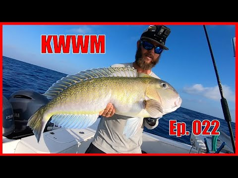 Commercial Fishing - Snowing Gold | Deep Drops For Tilefish & Snowy Grouper | Key West Waterman