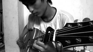 Ngay dep tuoi - guitar solo MrHuy cover