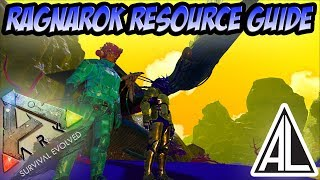 ARK: Survival Evolved | Ragnarok | Resource Guide