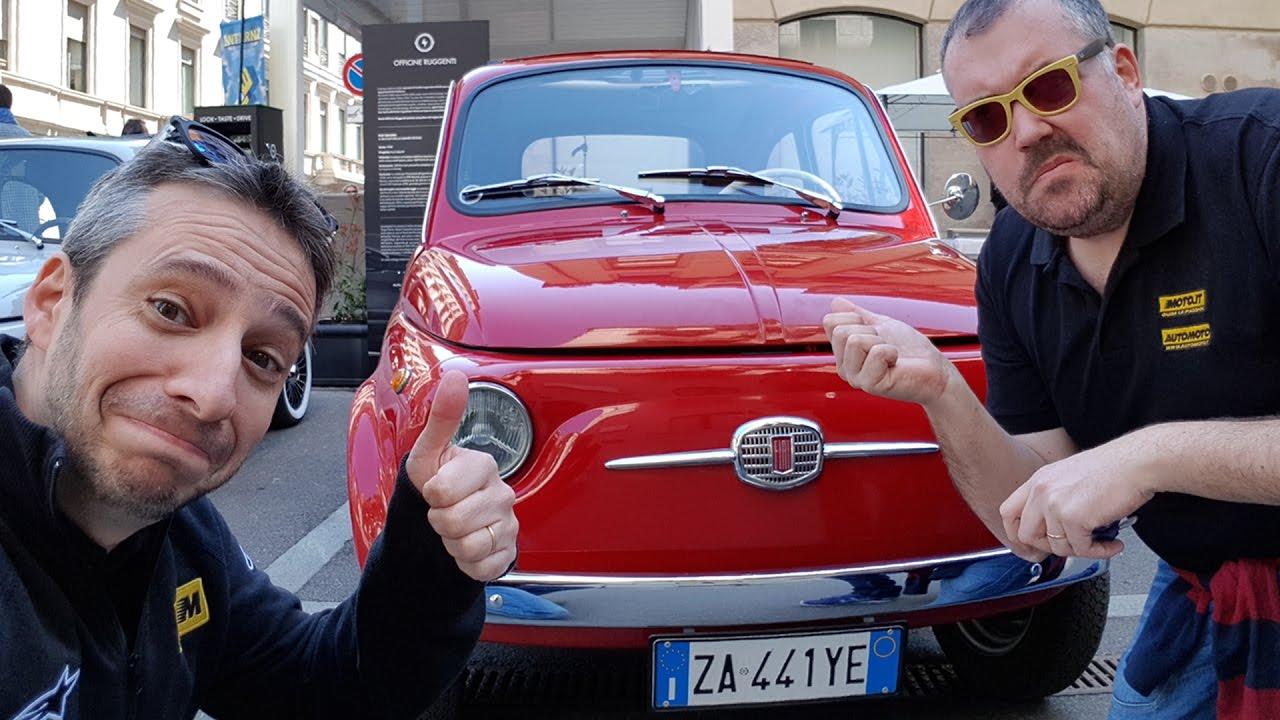 Fiat 500 Elettrica Si Puo Fare English Sub