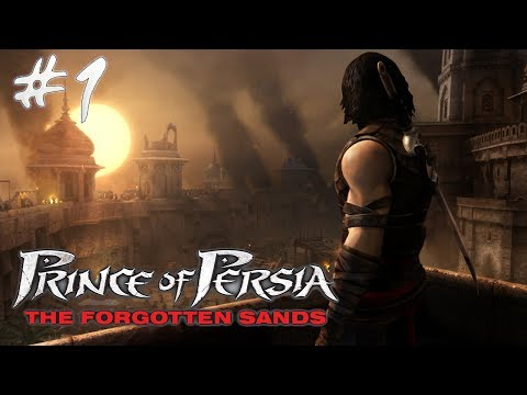 Prince of Persia: The Forgotten Sands   100% Walkthrough   HD - PART #1