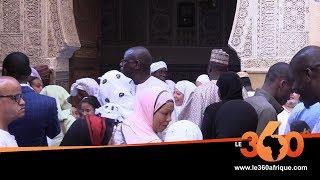Le360.ma • Reportage: la Ziara de Fez, des milliers de fidèles convergent vers Fes