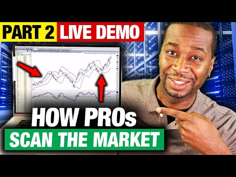 How professional stock traders really make money and use stock trading software
