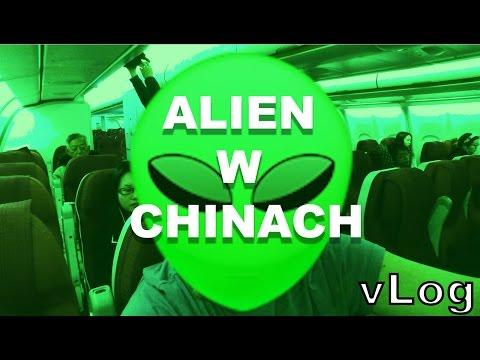 Jesteśmy kosmitami w Chinach - Chongqing, Chiny #vlog [ENG - SUB]