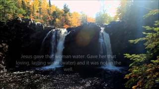 "Sam Cooke - ""Jesus Gave Me Water"" (w/lyrics)"