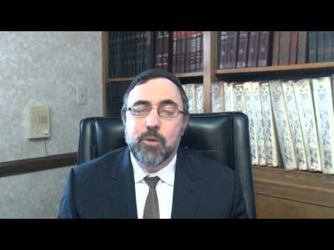 Torah Video Vort - B