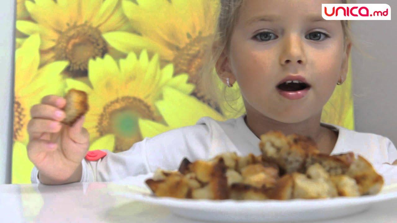 Valentin Uzun a gătit cu ea în bucătăria noastră