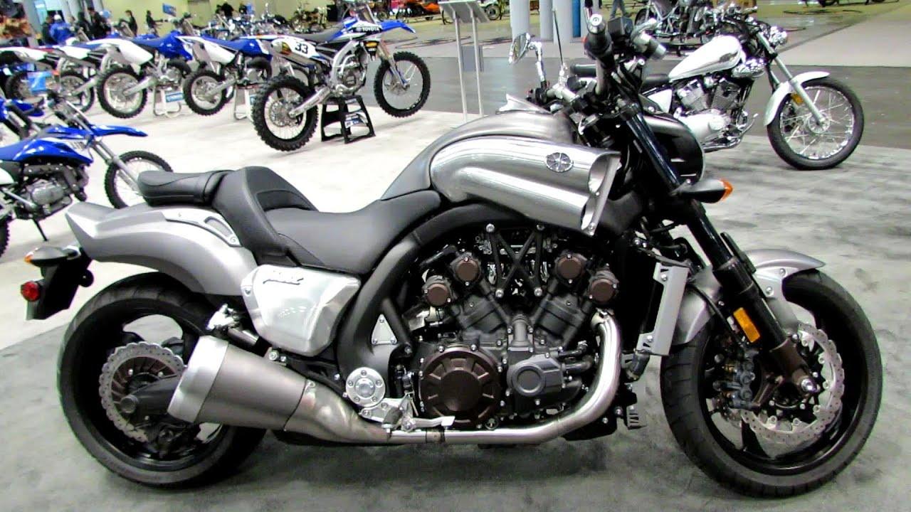 Diagrama Yamaha V Max