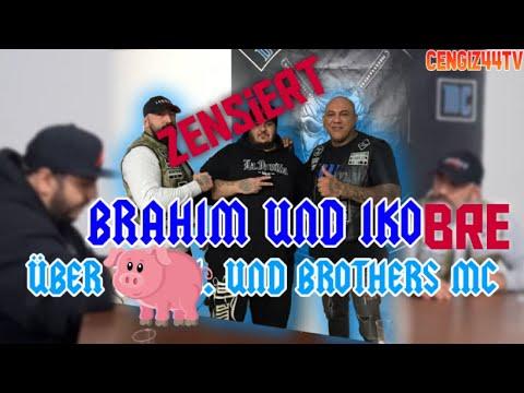 Cengiz44TV |Brothers MC Brahim und Iko Bre im Interview+Beweise! Neue Version| Ungesehenes Material