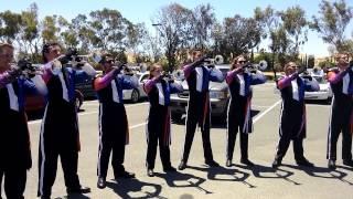 Blue Devils Trumpet Octet National Anthem