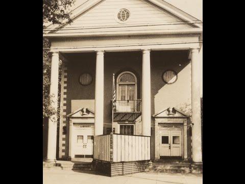 The  Harrison Symmes  Memorial  Foundation  Museum