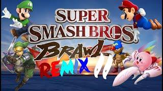 Super Smash Bros. Brawl Ultimate Remix II