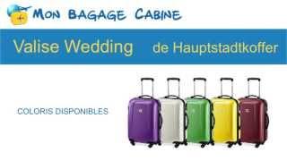 valise Hauptstadtkoffer wedding par Mon Bagage Cabine