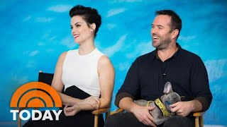 Jaimie Alexander And Sullivan Stapleton Talk 'Blindspot' | TODAY