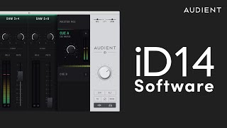 iD14 MkII Software Overview - The iD Mixer